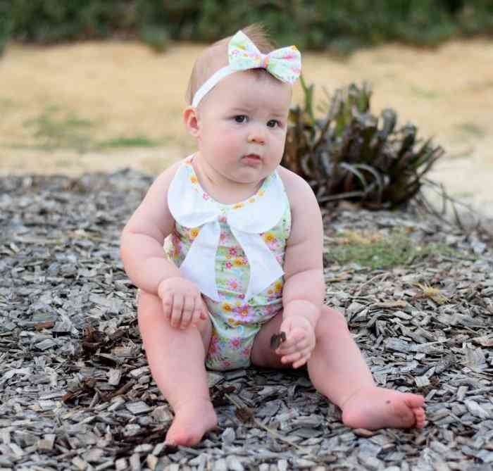 Phoebe Bow Playsuit Gallery 1