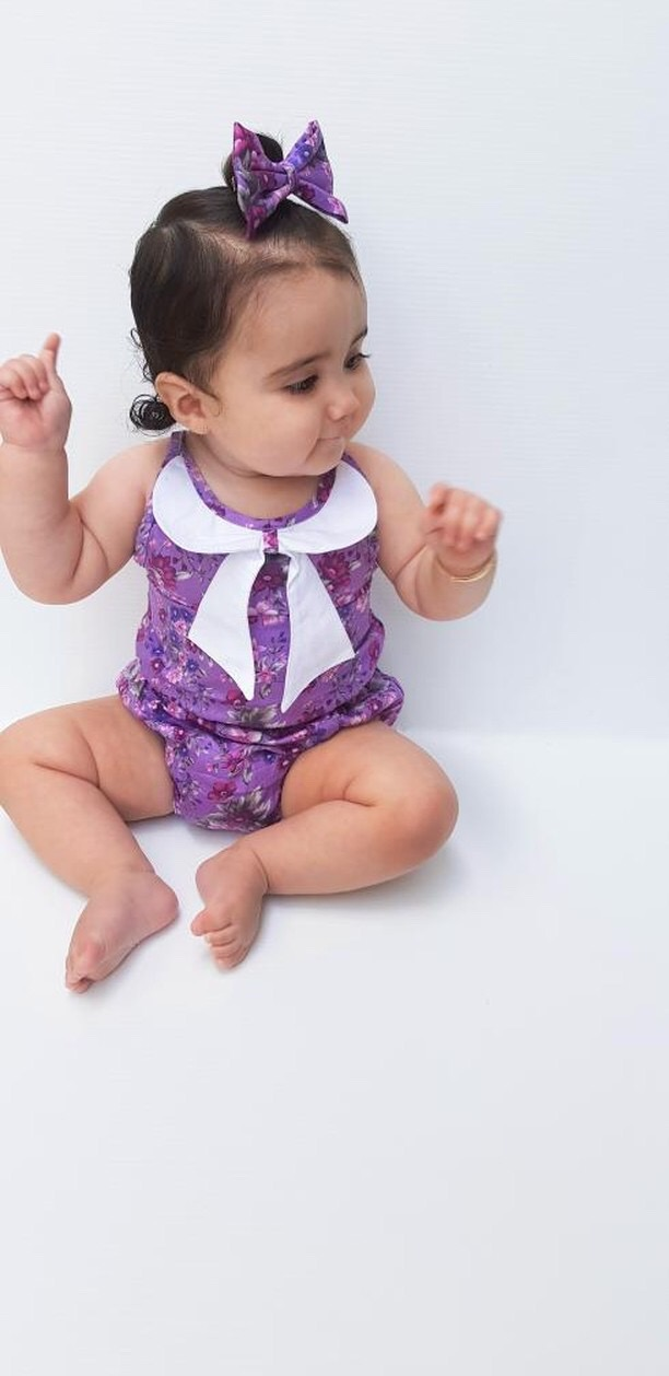 Sienna Bow Playsuit Gallery 2