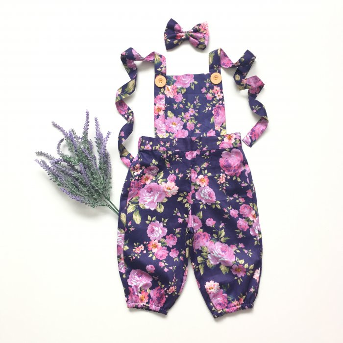 Emily Overall With Headband