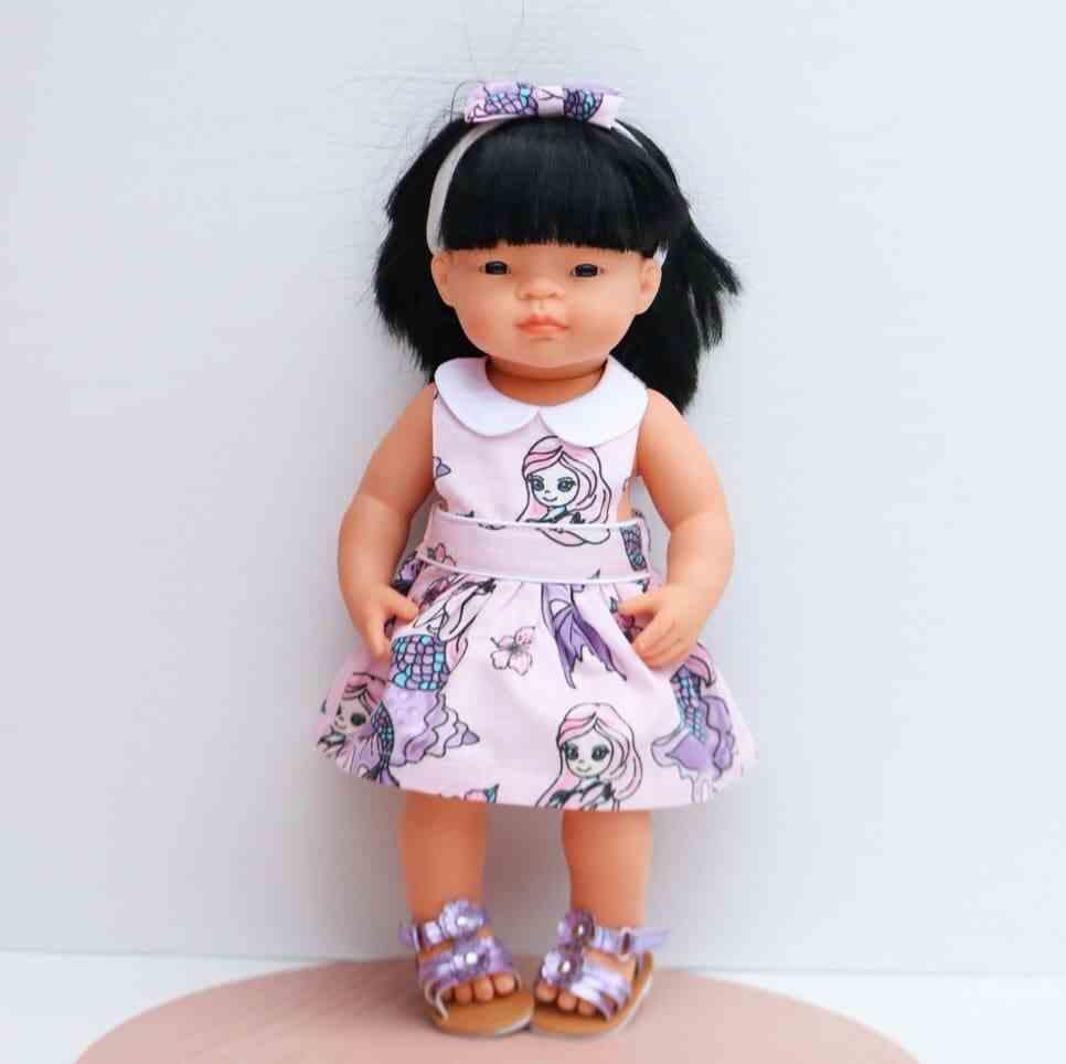 Ariel clothes for dolls