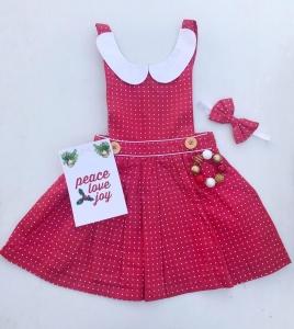 Gorgeous Polks dot dress