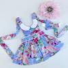 Unicorn doll pinny