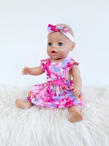 stunning doll pinny