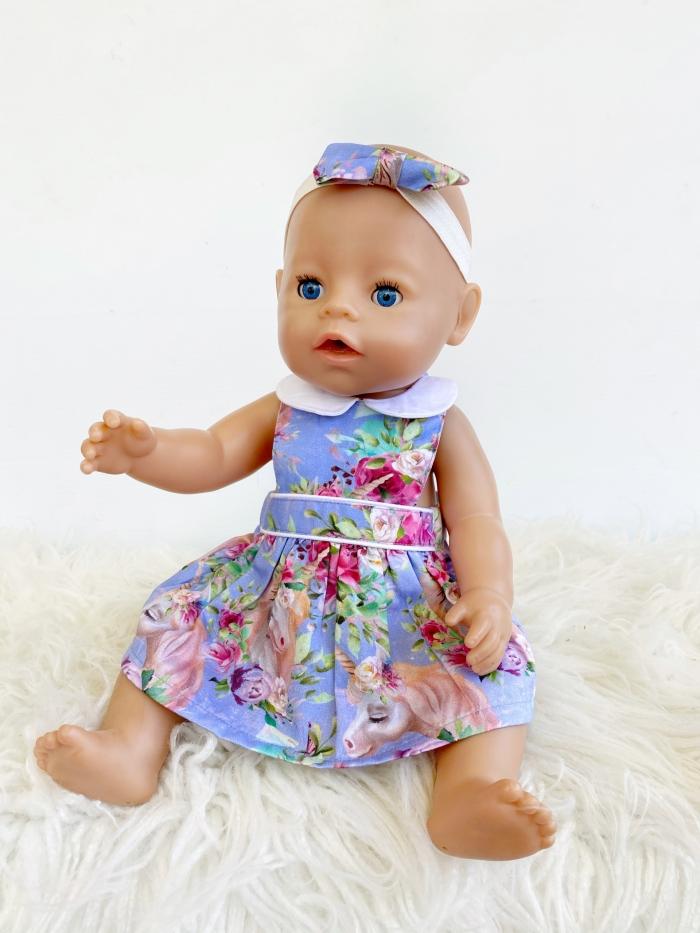 skylah doll pinny