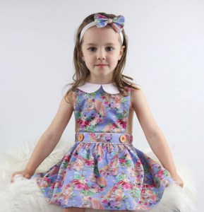 stunning unicorn pinny