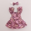 Gorgeous flutter doll pinny