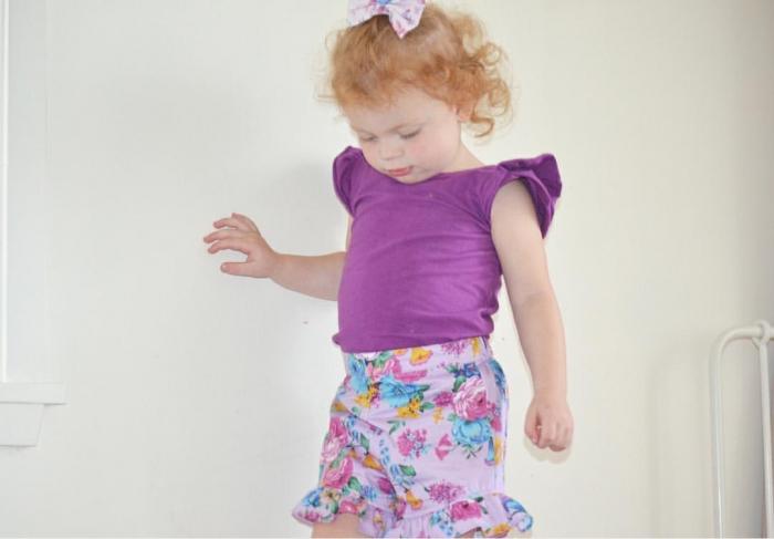 purplebow back flutter