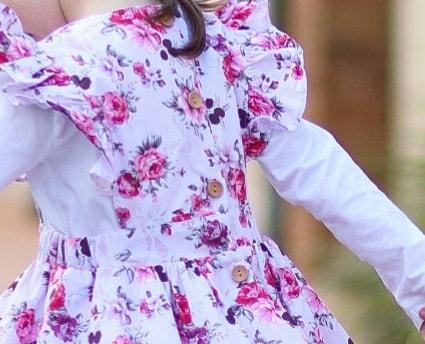 Aria vintage dress