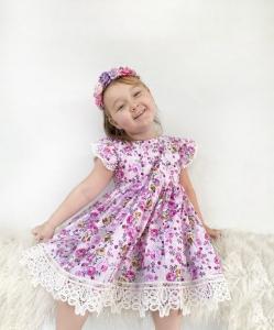 Stunning dress on a gorgeous girls