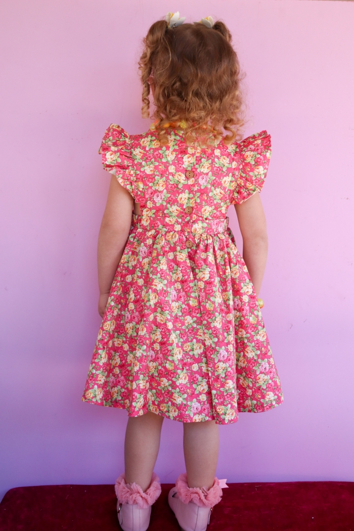 Chloevintage dress2