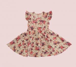 Gorgeous floral twirly dress