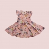 Stunning unicorn dress