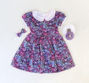Stunning collar dress