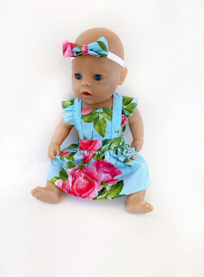 Piper doll pinny