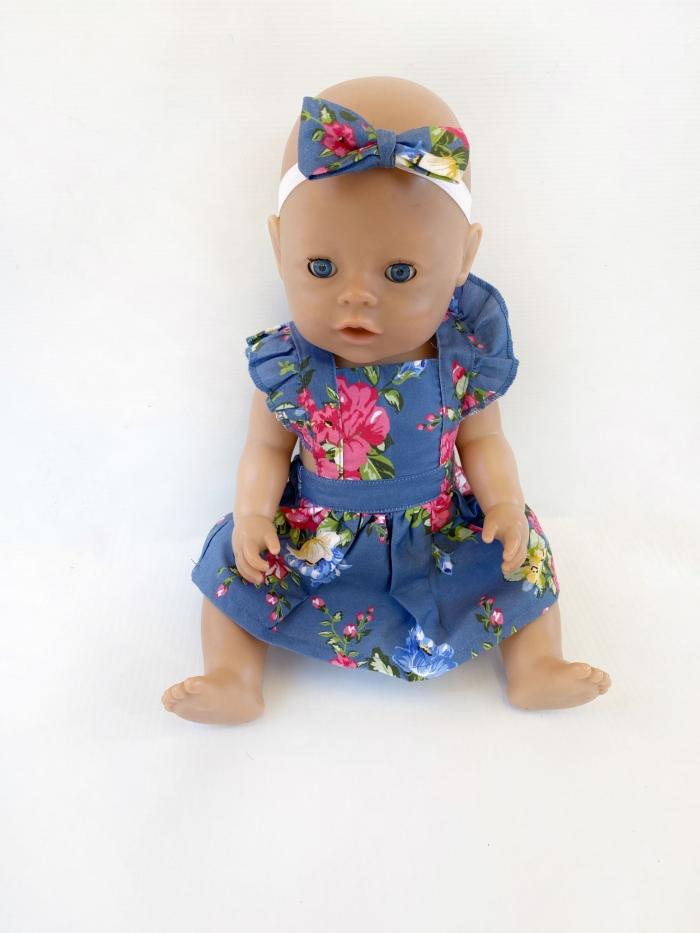 Wynta doll pinny