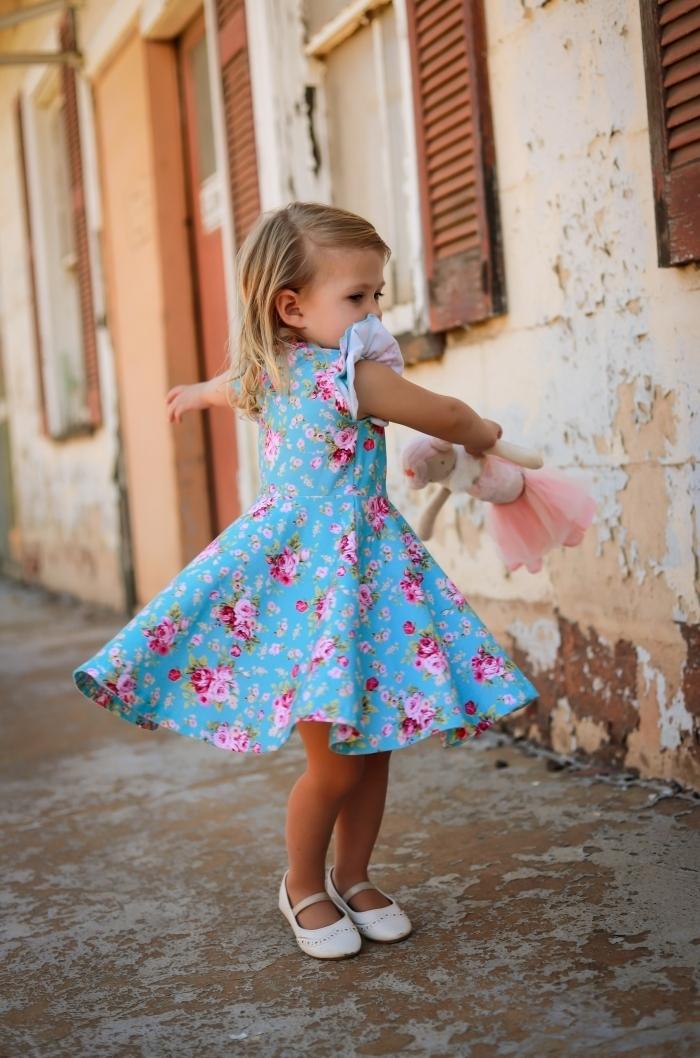 Charlie Twirly dress