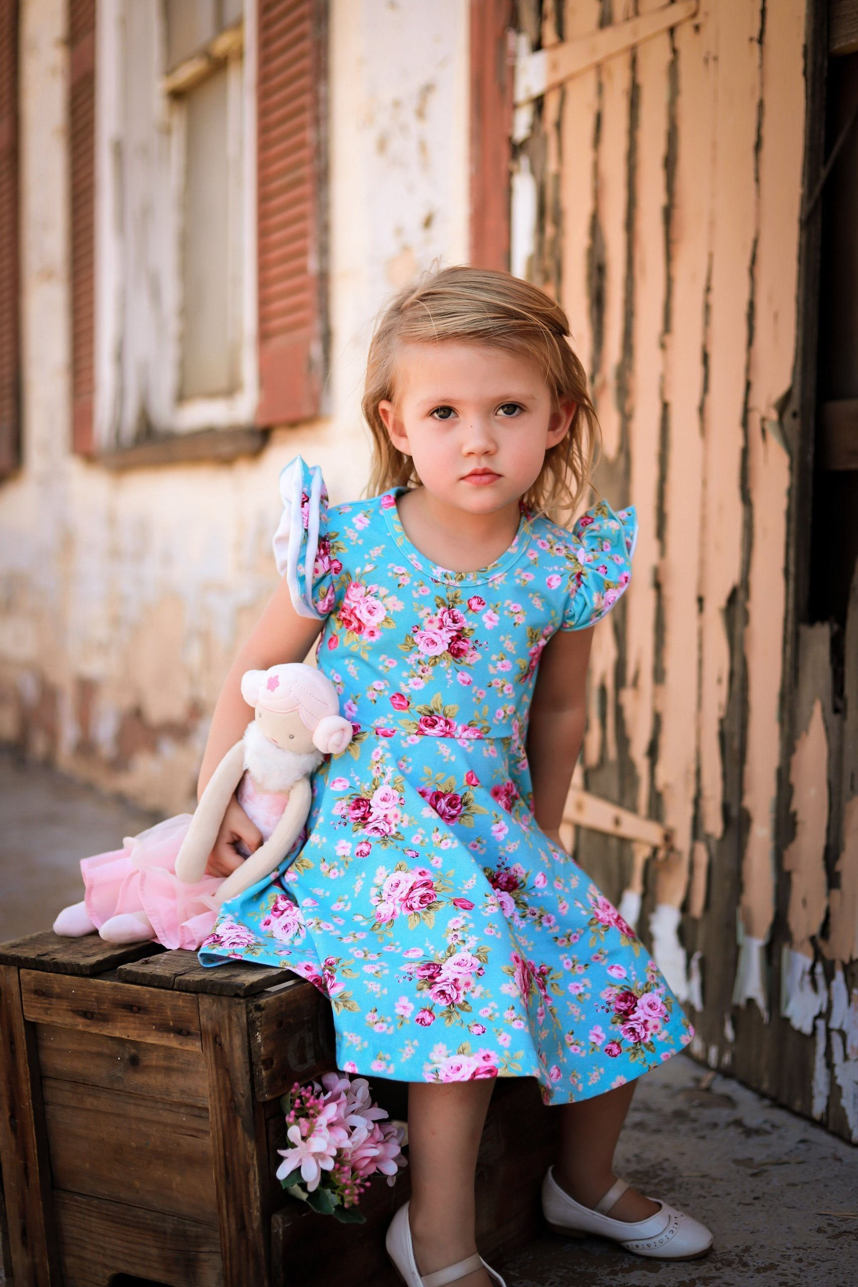 Stunning twirl dress