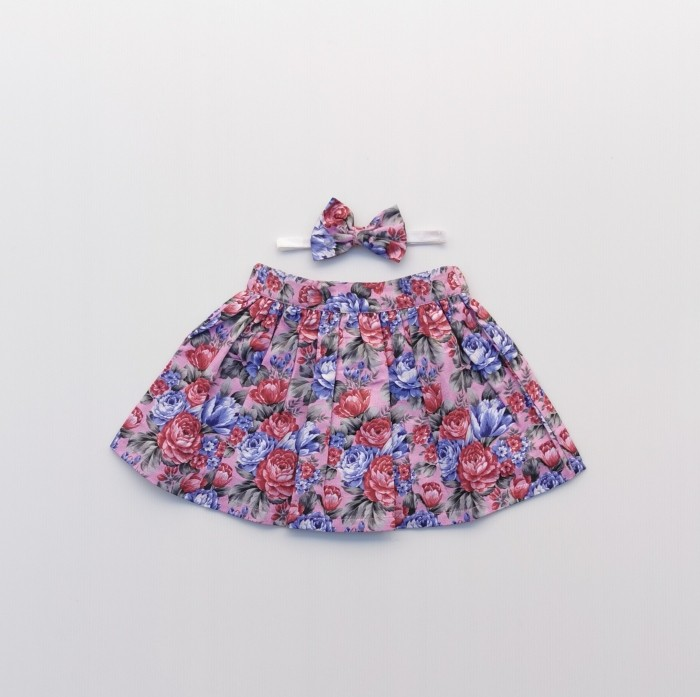 Maddy detachable skirt