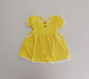Cute ribbed dress