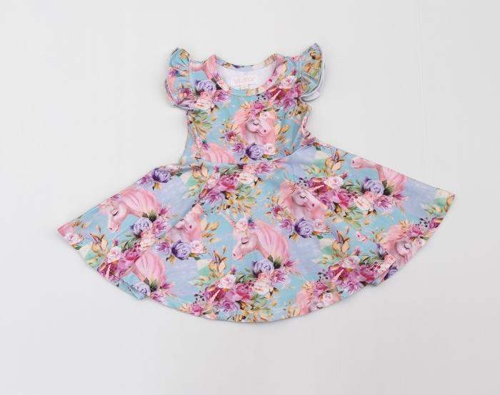 Kingslee twirly dress