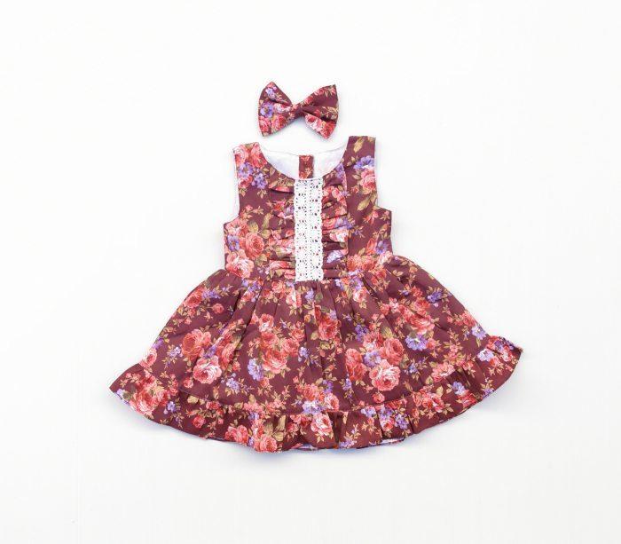 Freya tea party dress