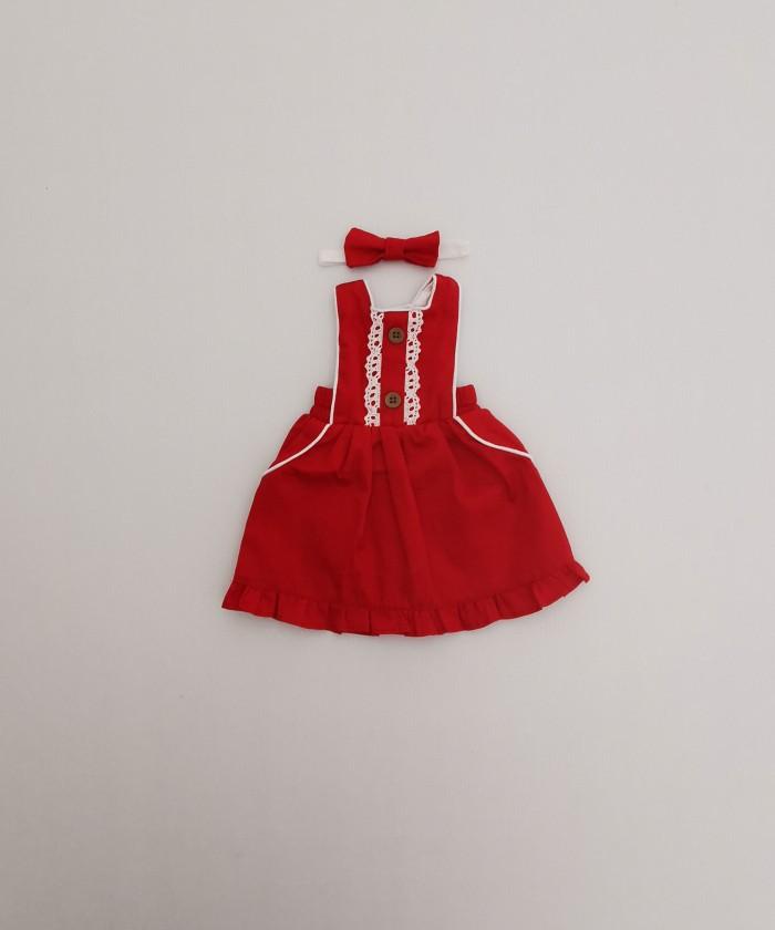 Merry doll dress