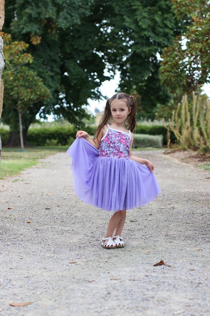 Makayla tutu dress
