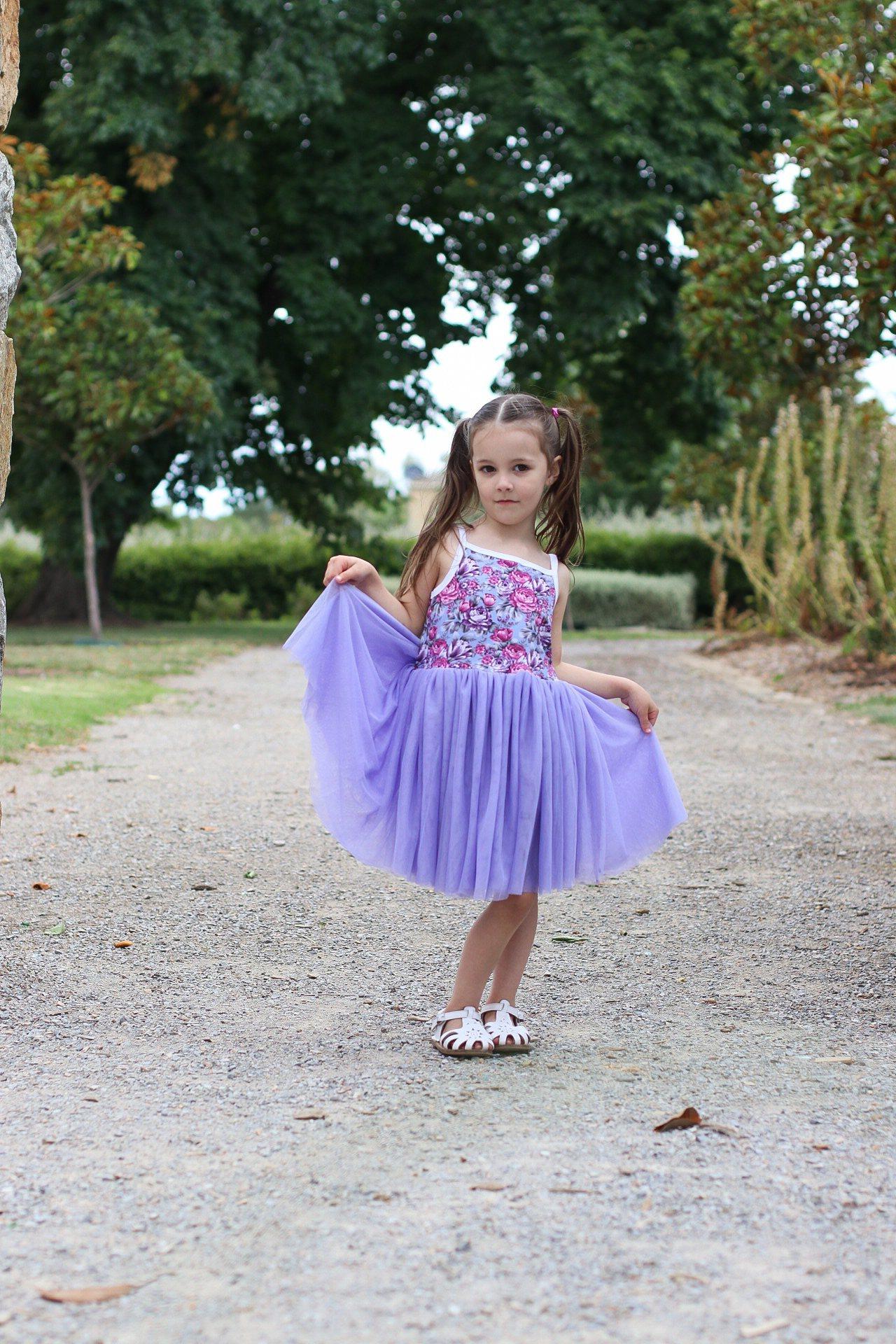 Gorgeous girl wearing tutu dress