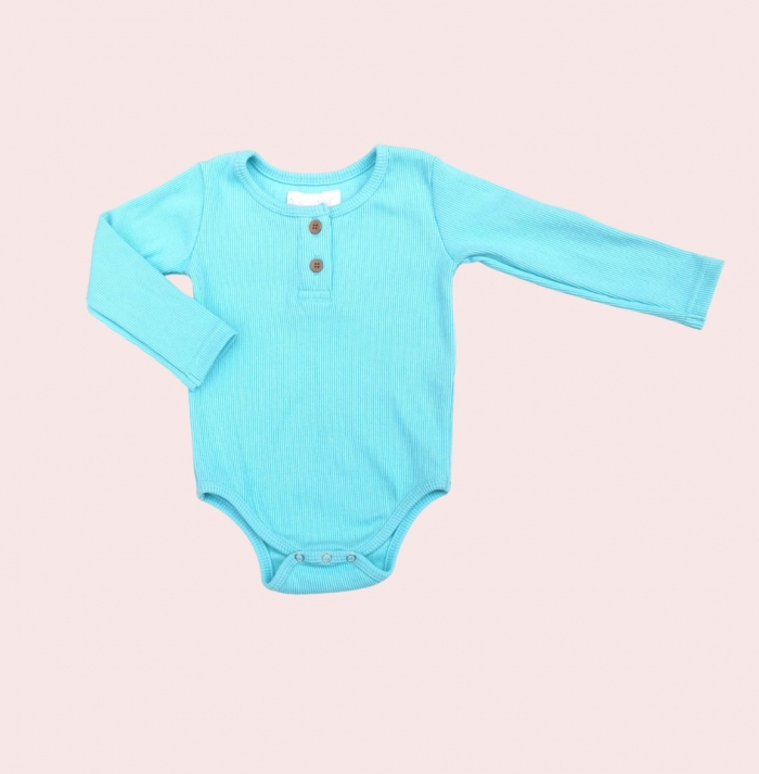 Electric Blue long sleeve tops