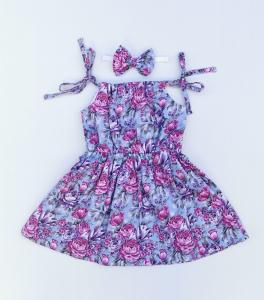 Goregeous tie up dress