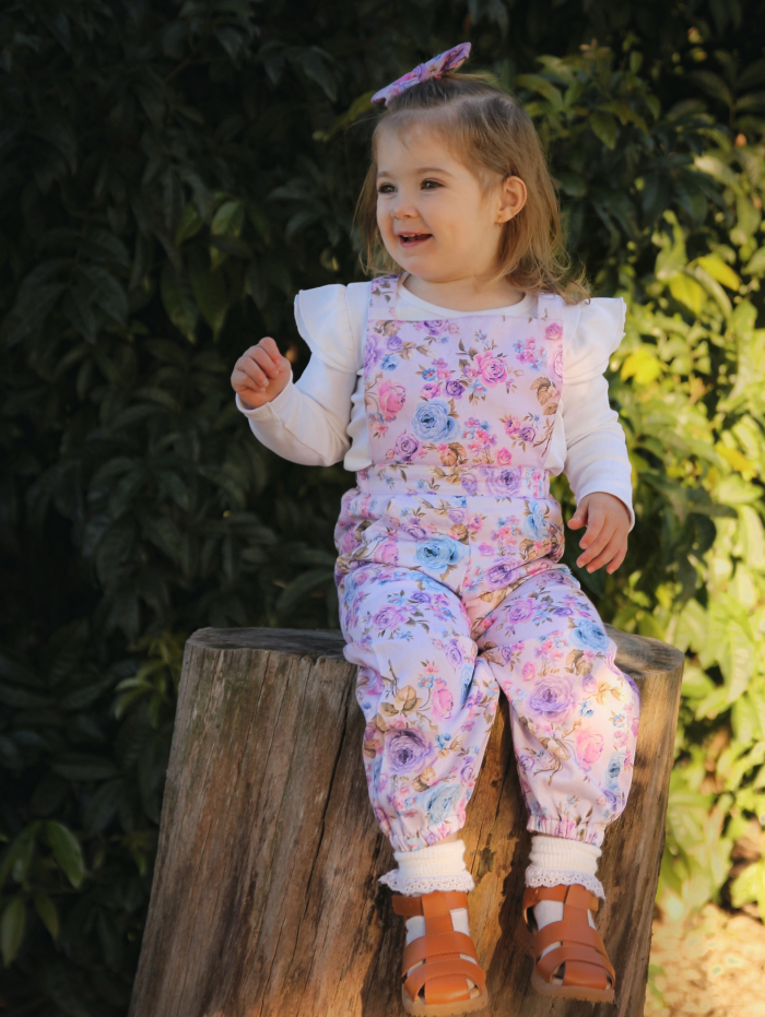 Tilly overalls