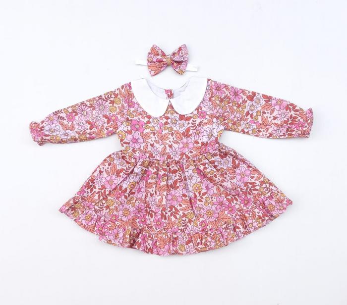 Arianna peter pan collar dress