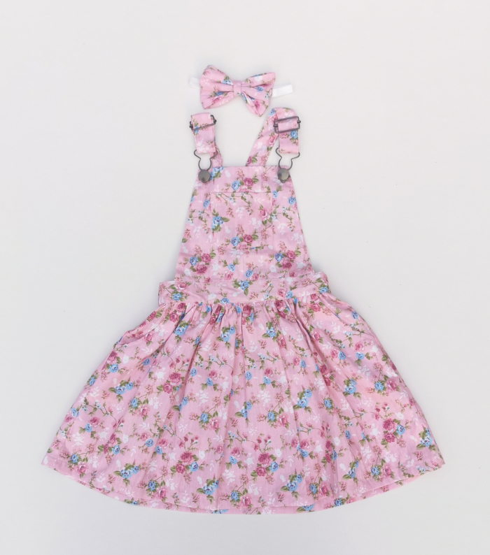 Addiosn overall Dress
