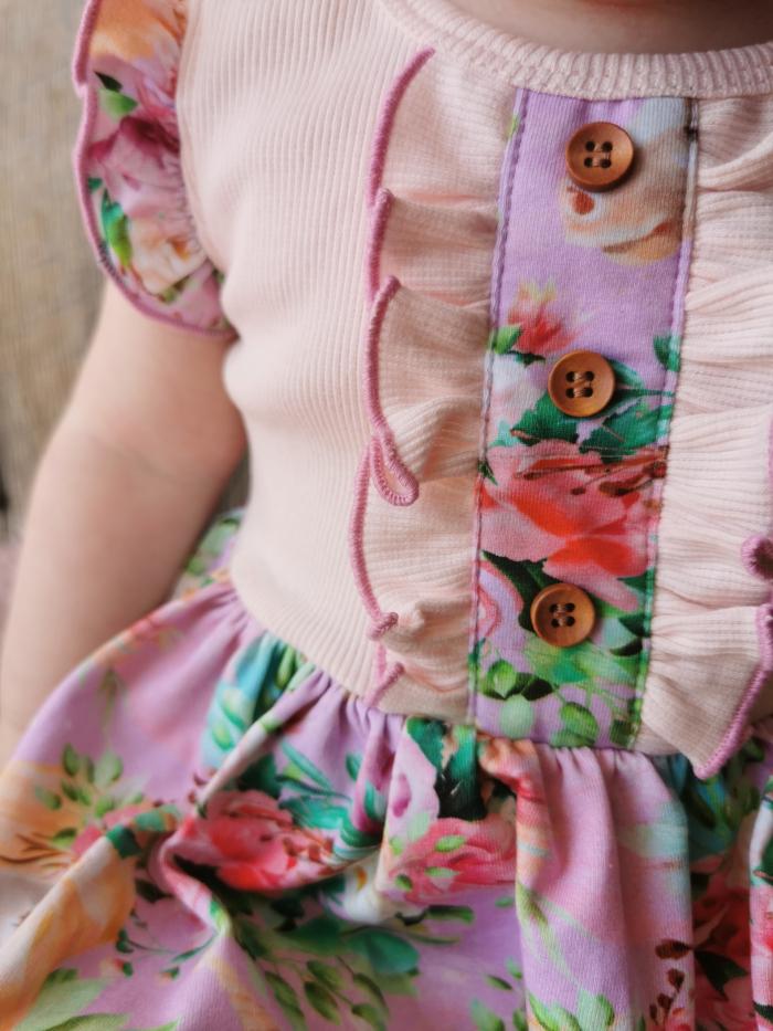 prairie picnic dress 2