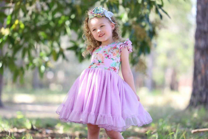 Prairie tutu dress