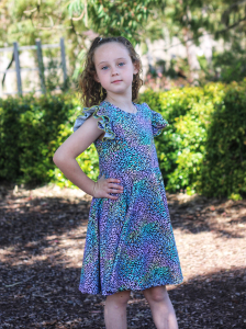 Stunning twirly dress
